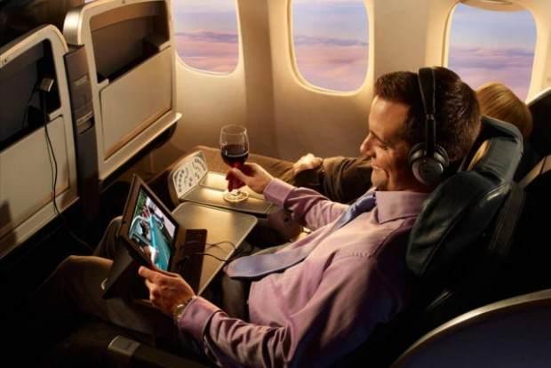 Avio kompanije počinju da se utrkuju za što bolji Onboard Wi-Fi
