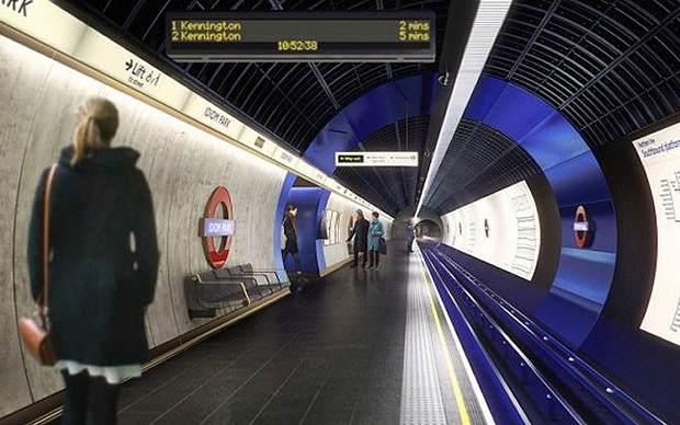 Kako će izgledati londonski metro (Tube) u budućnosti?