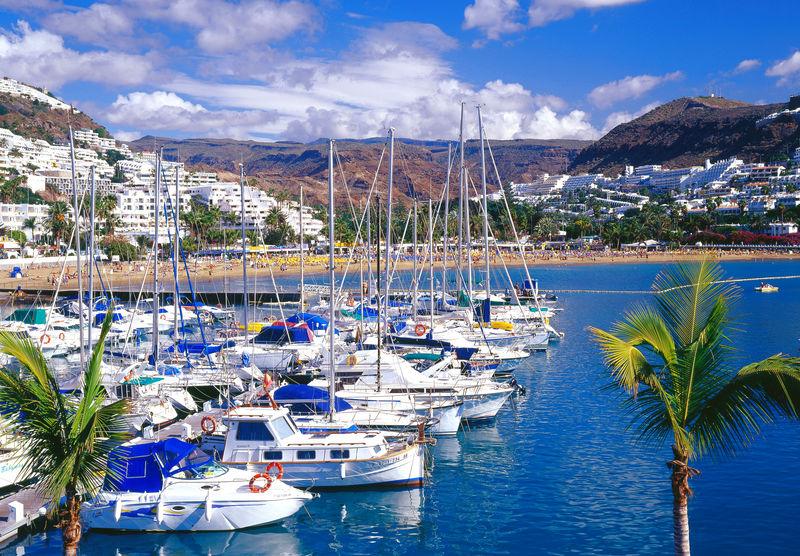 Povratne avio karte do Kanarskih ostrva za 125 eur