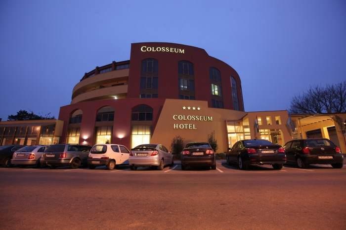 Hotel Colosseum 4* – Morahalom