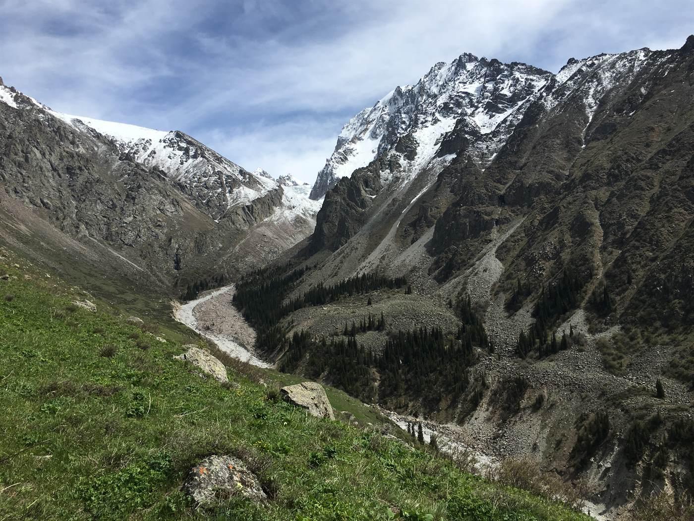 Mala, velika zemlja – Kirgistan