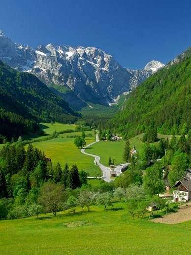Posetili smo raj na zemlji – Park prirode Logarska dolina