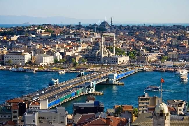 Povratatne avio karte do Istanbula za 100 eur
