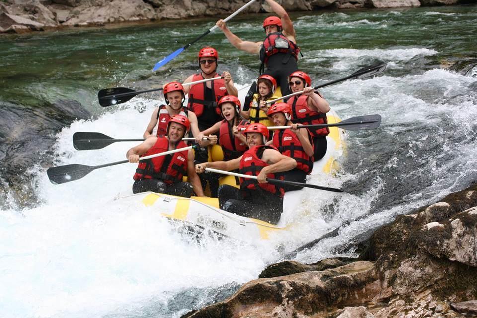 Rafting Neretvom / foto Bookiraj