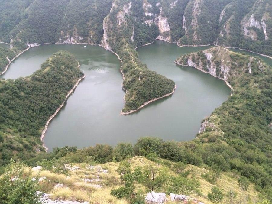Kako stići do vidikovca u prirodnom rezervatu Uvac?