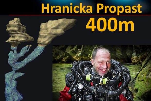 U Češkoj otkrivena najdublja podvodna pećina na svetu