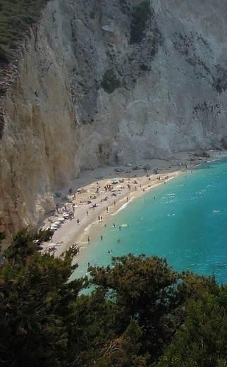 Ostrvo Lefkada i njene plaže