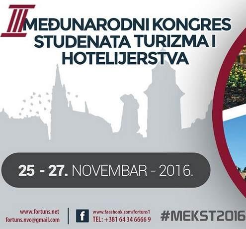 III Međunarodni kongres studenata turizma i hotelijerstva