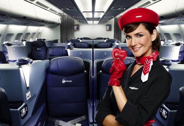 Airberlin uveo biznis klasu