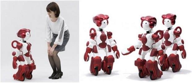 Roboti-vodiči već aktivni na tokijskom aerodromu