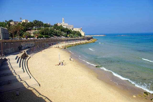 Povratne avio karte do Tel Aviva za 78 eur