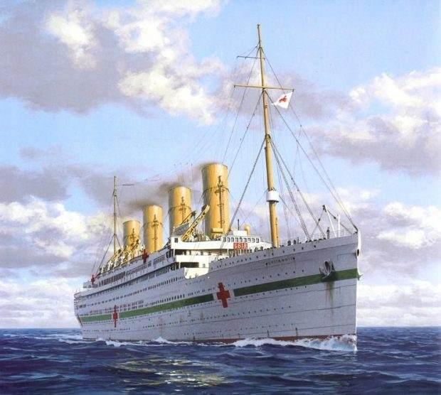 Titanikov brat blizanac postaće grčki raj za ronioce
