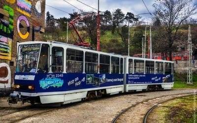 Počinju besplatne ture razgledanja Beograda tramvajem