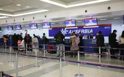 Air Serbia – red letenja od 21.maja do 14.juna