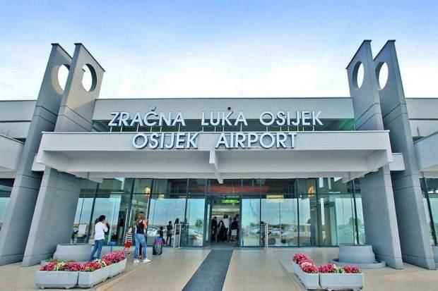 Kuda možemo leteti sa aerodroma u Osijeku?