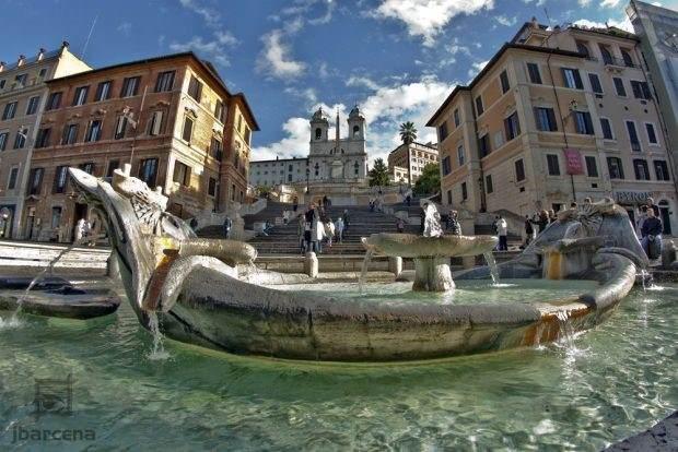 Zaboravite na brćkanje u rimskim fontanama!