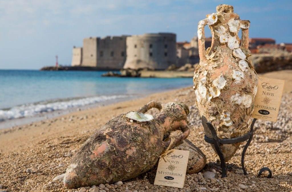 Da li biste probali vina iz morskih dubina?
