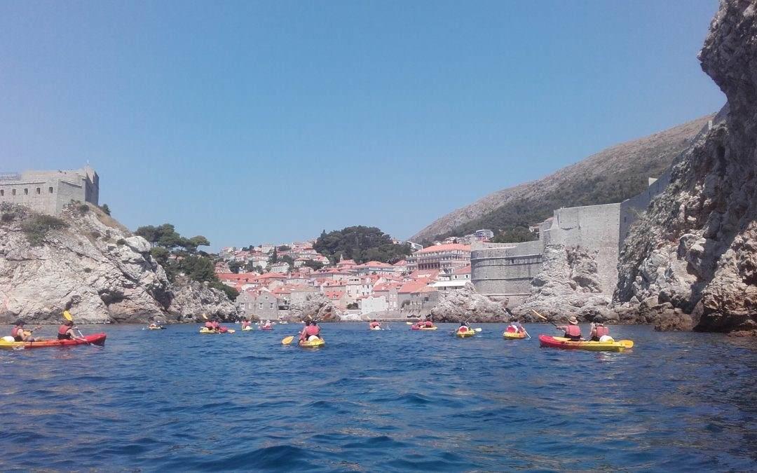 """Kako odmor u Dubrovniku """"začiniti"""" sportskim aktivnostima?"""