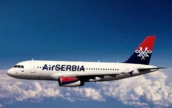 Air Serbia zatvara sve svoje poslovnice van Beograda