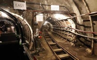 Vožnja tajnom poštanskom železnicom nova atrakcija u Londonu