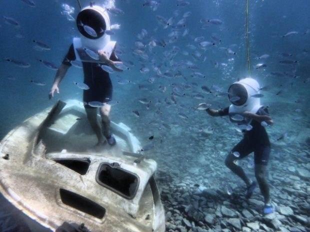 Podvodni park Verudela
