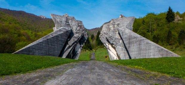 Počela restauracija spomenika poginulim borcima na Sutjesci