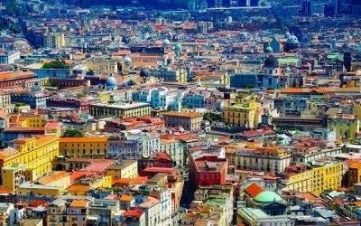 Povratne avio karte do Napulja za 29 eur