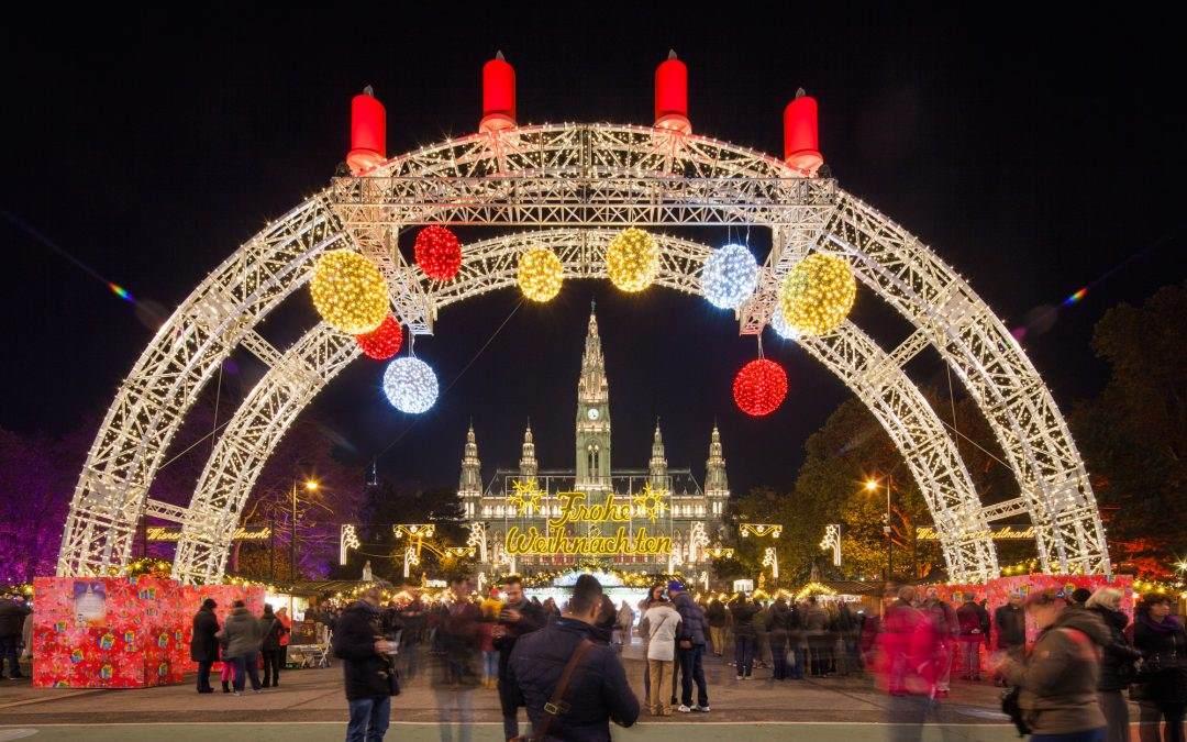 Božićni vašari u Beču