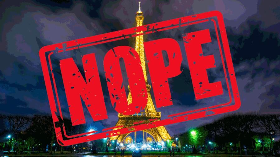 Da li ste znali da je fotografisanje Ajfelovog tornja noću zabranjeno?