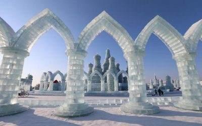Otvoren je trideset četvrti Festival snega i leda u Kini