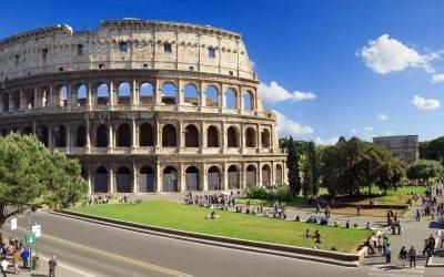 Najviši nivo gledališta u Koloseumu konačno je otvoren za posetioce