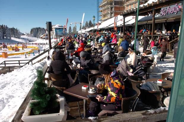 Cene pića i hrane na ski stazama Kopaonika