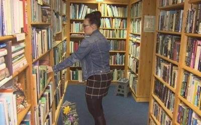 Provedite odmor vodeći knjižaru u Škotskoj