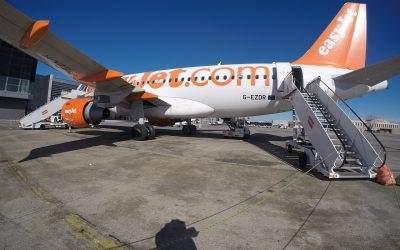 EasyJet – obustava svih letova iz Beograd do 18.decembra