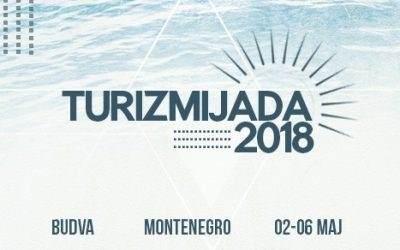 Turizmijada #11, Budva 02-06.maj 2018.