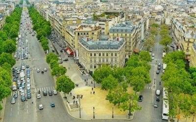 Povratne avio karte do Pariza za 21 eur