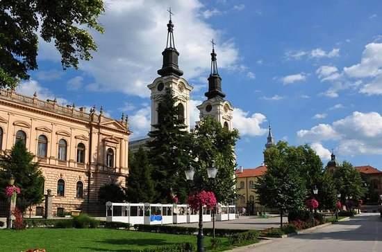 Sremski Karlovci – Jedna ulznica za obilazak više znamenitosti
