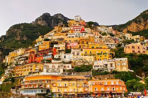 Znate li koje boje dominiraju gradovima Evrope?