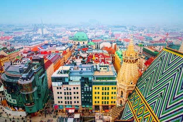 Povratne avio karte do Beča iz Niša za 26 eur