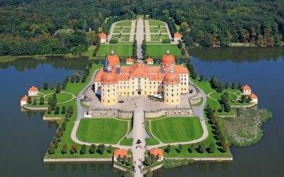 Dvorac Moricburg – barokni biser na ostrvu