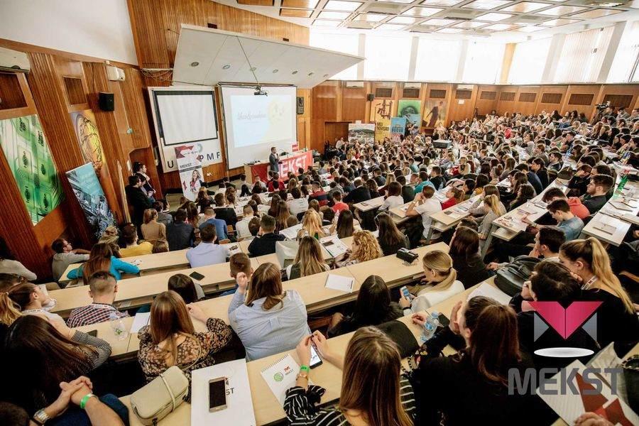 Svetsko iskustvo na dohvat ruke – MEKST (23/25.nov 2018)