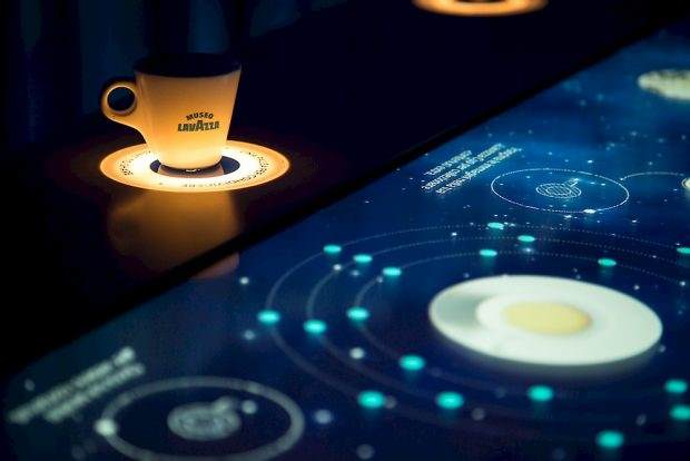 U Torinu otvoren Lavazza muzej kafe