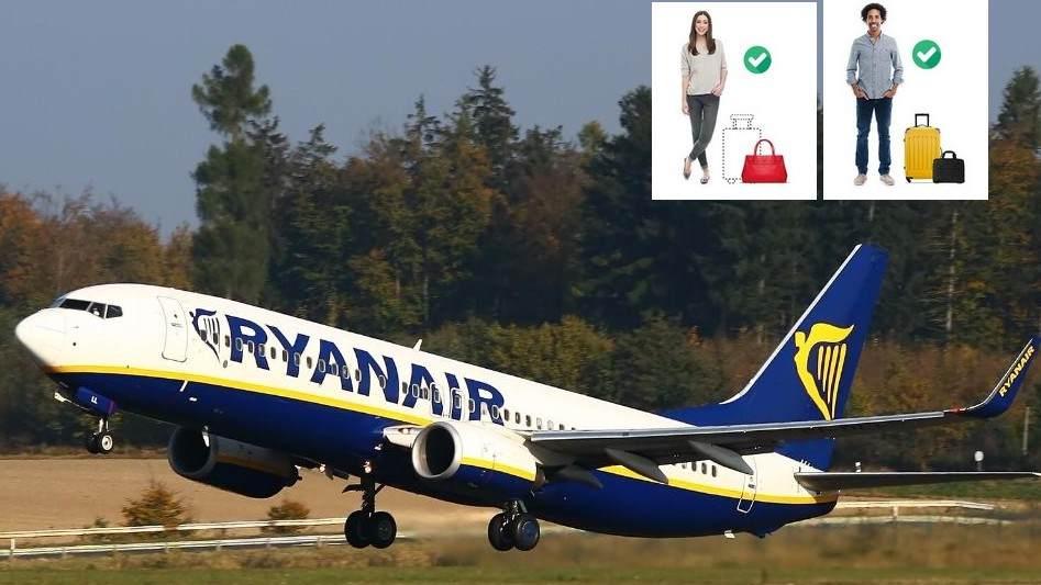 Ryanair uvodi nova pravila za prtljag od 01.novembra