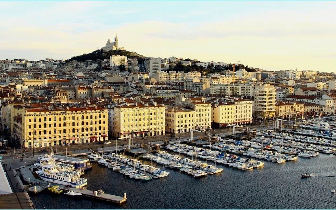 Povratne avio karte do Marseja za 59 eur