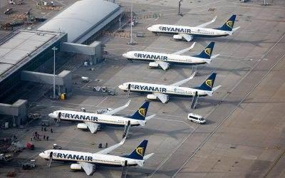 Ryanair uvodi Covid-19 Travel Wallet
