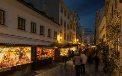 Beč – Tradicija božićnih vašara se nastavlja