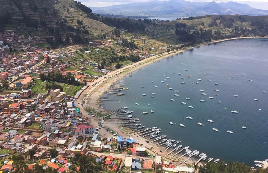 Bolivijska priča i jezero Titikaka