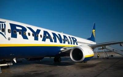 Ryanair – od jula startuje avio linija iz Niša za Beč
