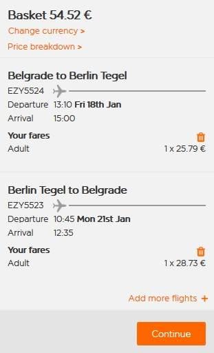 Avio Karta Berlin.Povratne Avio Karte Iz Beograda Za Berlin Za 54 Eur