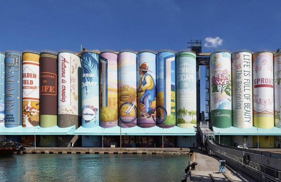 Gde se nalazi najveći mural na svetu?